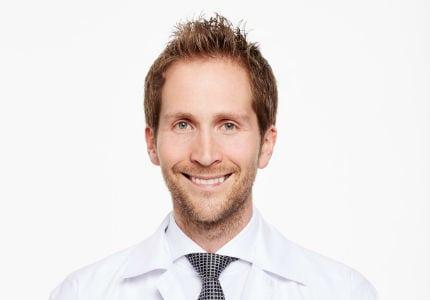 Dr. Vincent Drapeau, podiatre