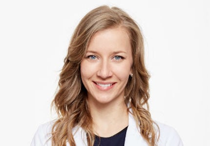 Dr. Marie-Chantal Gaudreault, podiatre